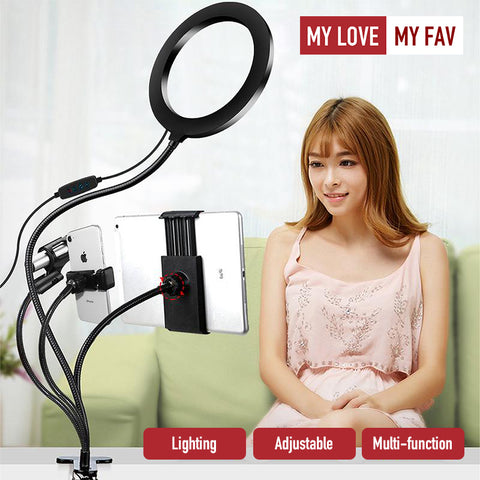 Dimmable LED Live Streaming Kit - mylovemyfav