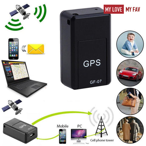 Mini GPS Tracker - mylovemyfav