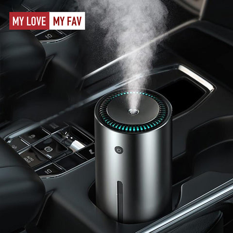 Portable Air Purify Humidifier - mylovemyfav