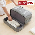 Waterproof Travel Bag for Women - mylovemyfav