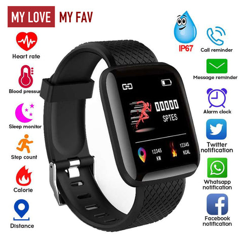 Multi-function Smart Watch - mylovemyfav