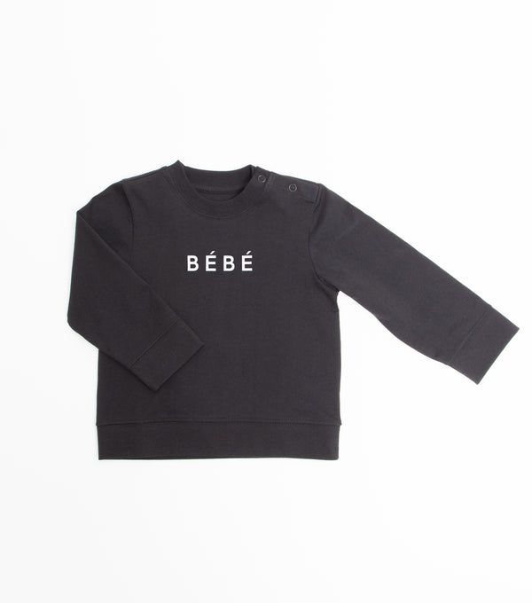 """BEBE"" Long Sleeve Tee"