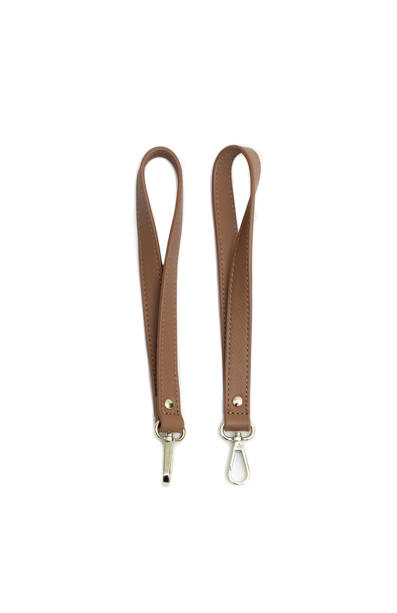 Stroller Hooks (Leather)