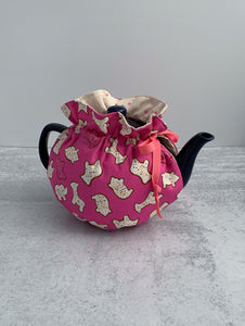 Animal Crackers Tea Cozy