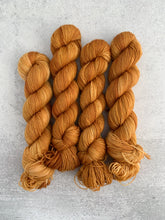 Load image into Gallery viewer, Harvest Gold Pure BFL Yarn