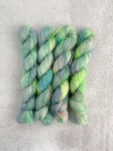 Load image into Gallery viewer, Sweater Quantity BFL Sock Yarn *DYED-TO-ORDER*