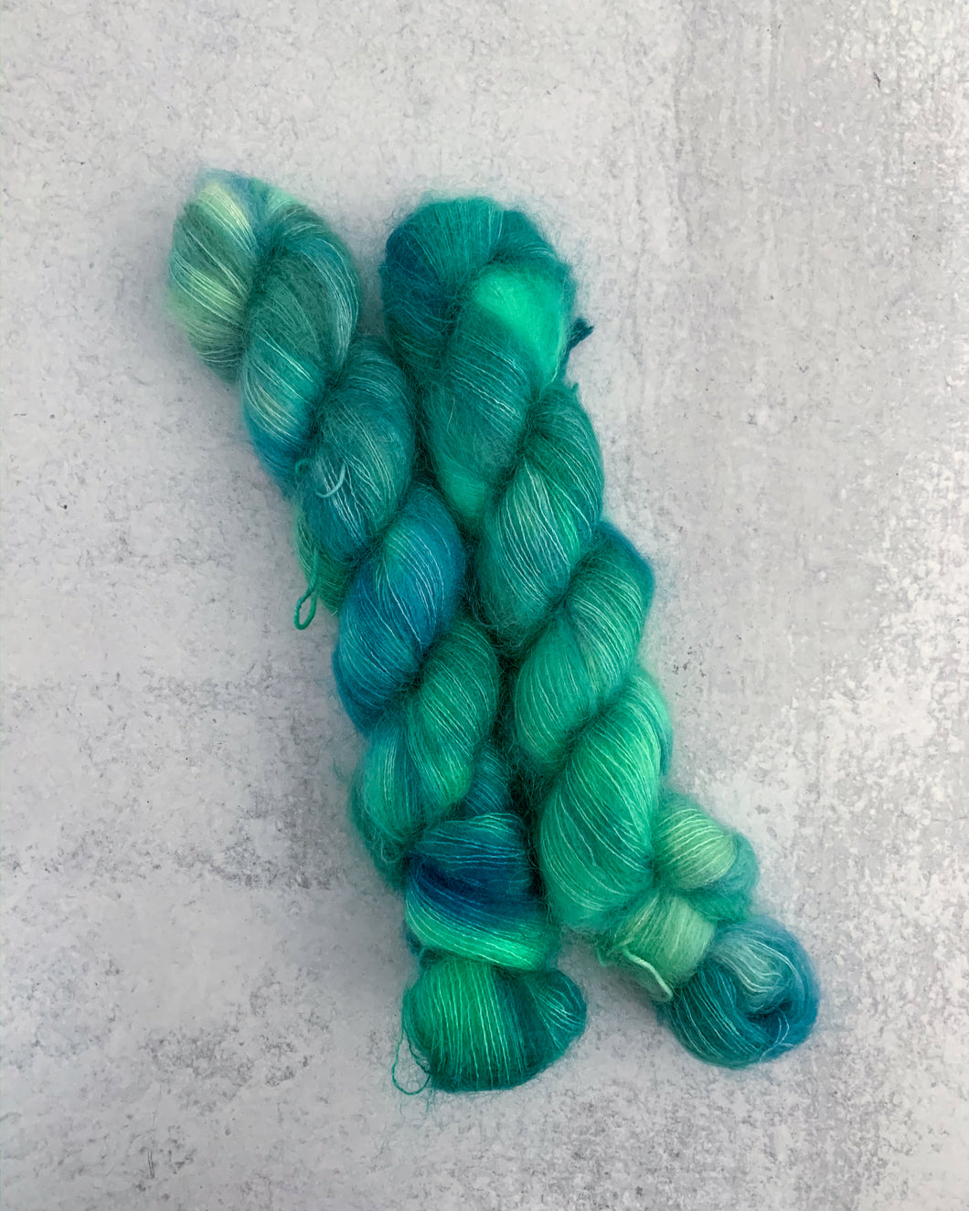 30-A Mohair Silk Yarn