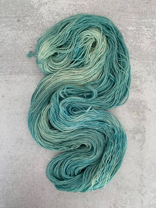 King of the Eyesores BFL Silk Yarn