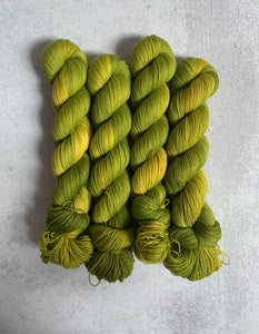 Magical Mystery Tour BFL Sock Yarn