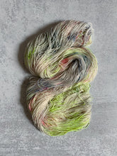 Load image into Gallery viewer, Post Apocalyptic Dance Party BFL Sock Yarn