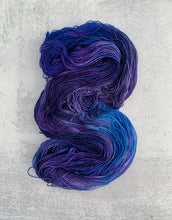 Load image into Gallery viewer, Provincial Midnight Pure BFL Yarn