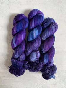 Provincial Midnight Targhee Sock Yarn