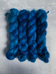 Sweater Quantity Mohair Silk Yarn *DYED-TO-ORDER*