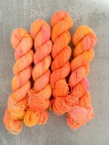 Rock Lobster Merino Sock Yarn