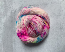 Load image into Gallery viewer, Unicorn Smoothie Sparkle Sock Yarn