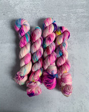 Load image into Gallery viewer, Unicorn Smoothie Merino Sock Yarn