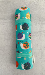 Snail Ornaments Needle Roll