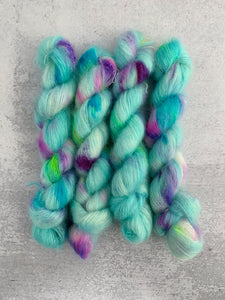 Sweater Quantity BFL Sock Yarn *DYED-TO-ORDER*