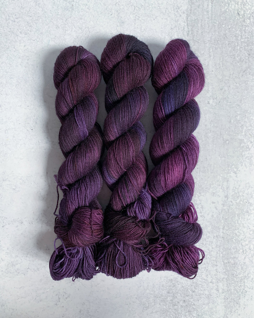 The Sounds of Silence Pure BFL Yarn