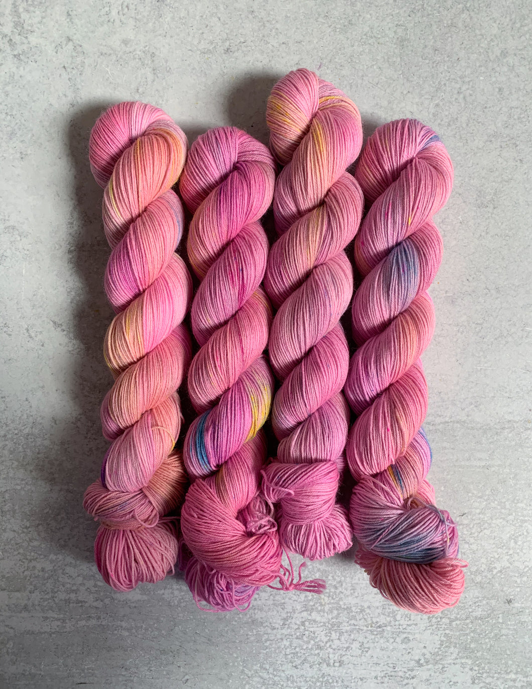 Sparkle Pony BFL Sock Yarn