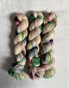 Strange But Not a Stranger 2-Ply BFL Sock Yarn