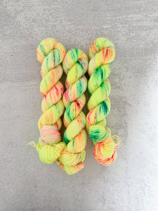 The Lovecats BFL Sock Yarn