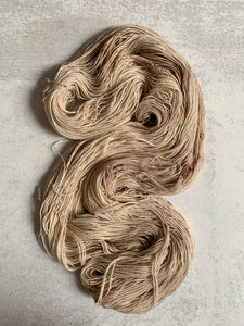Toasted Marshmallow BFL Sock Yarn