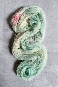 Watergate Fan Fiction Merino Sock Yarn