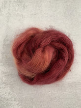 Load image into Gallery viewer, Winesap Mohair Silk Yarn