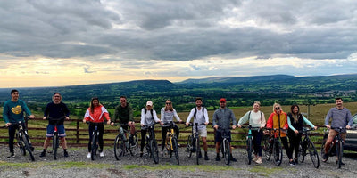 I Cycle Electric led ride around the Ribble Valley- 22nd April 2021