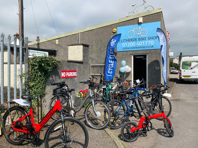 I Cycle Electric led ride around the Ribble Valley- 14th September