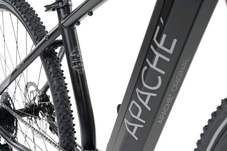 Apache ebike ALL BLACK Apache Matto MX-I