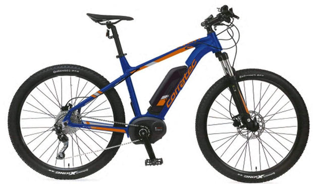 CORRATEC E-Power X Vert 10s - Icycleelectric