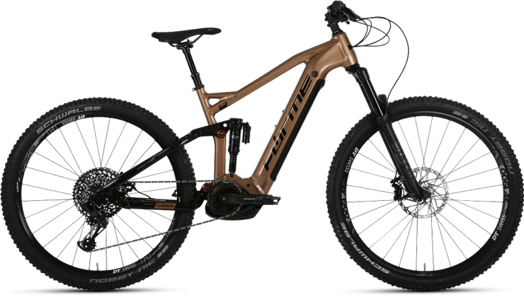 Forme Black Rocks Pro FSE - Icycleelectric