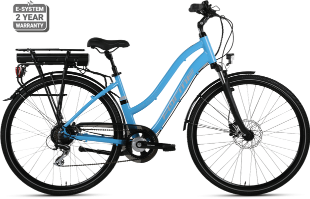 Forme Peak Trail  3ELS  (Rack Version) - Icycleelectric