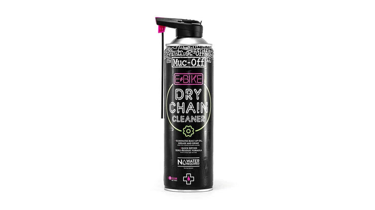 MUC-OFF Accessories EBIKE DRY CHAIN CLEANER