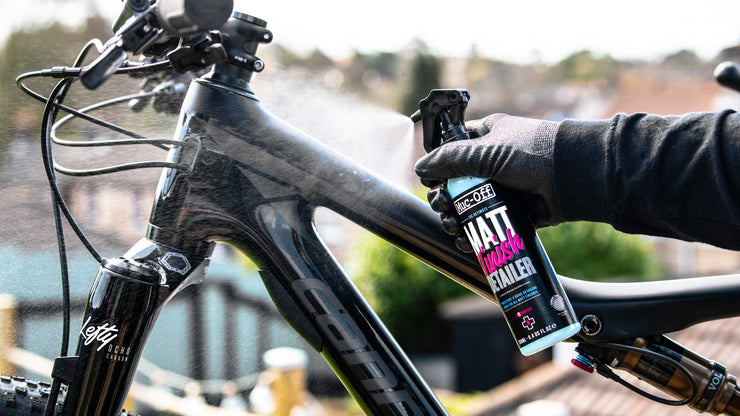 MUC-OFF Accessories MATT FINISH DETAILER 250ML