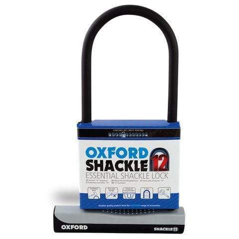 OXFORD SHACKLE12 LARGE 310MM X 190MM - Icycleelectric