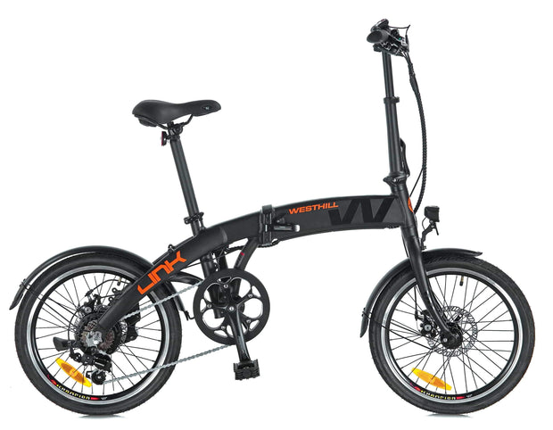Westhill Link Folding Bike - Icycleelectric