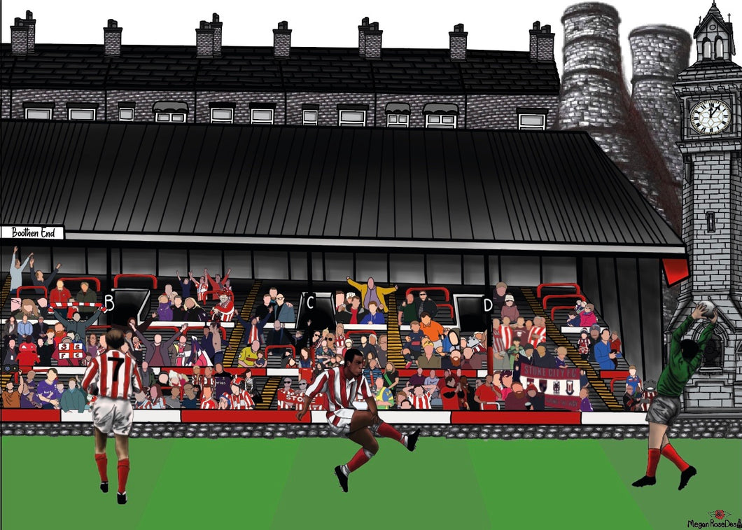 Victoria Ground Legends Colour Edition