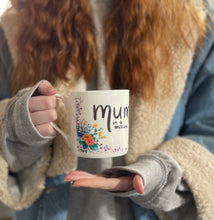 Load image into Gallery viewer, Personalised Mother's Day Mug