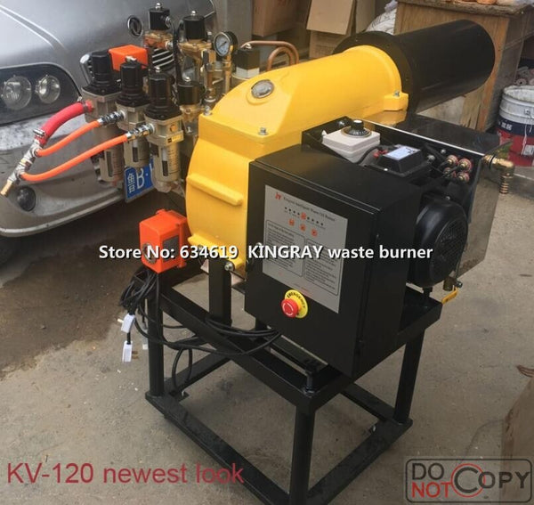 1300kw three fire stage steam boiler waste oil burner 2 ton used oil heater biggest power useless oil burner manufacturer