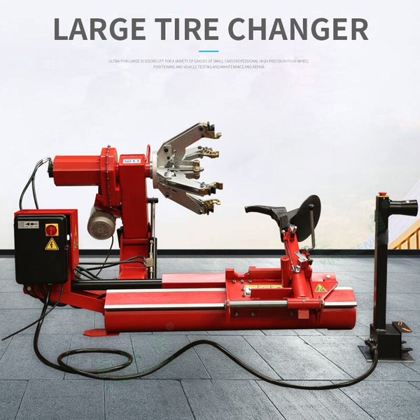 Car tire changer Tire Changer tire changer large truck truck tire changer Automatic Horizontal Car tire changer