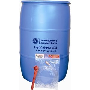 55 Gallon Water Barrel Review