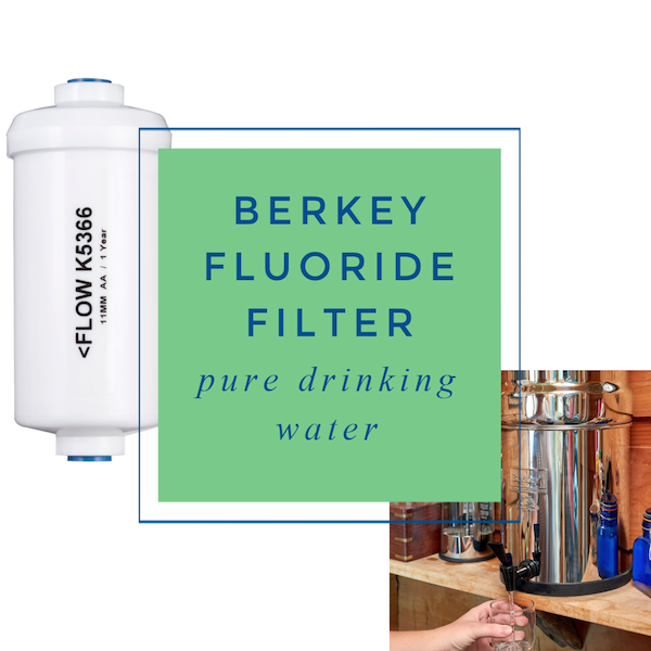 Berkey Fluoride Filter