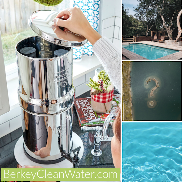 Can Berkey Filter Pool Water