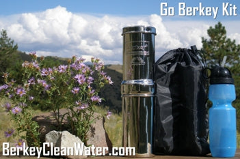 Go Berkey Water Filter Review