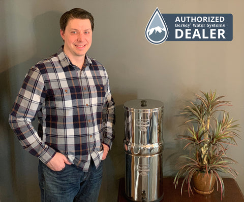 Jeff Wise - Authorized Berkey Water Systems Dealer