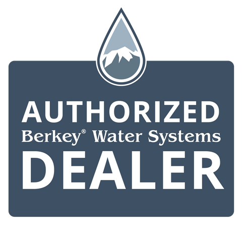 Official Authorized Berkey Water Systems Dealer