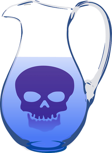 Poison Water Pitcher